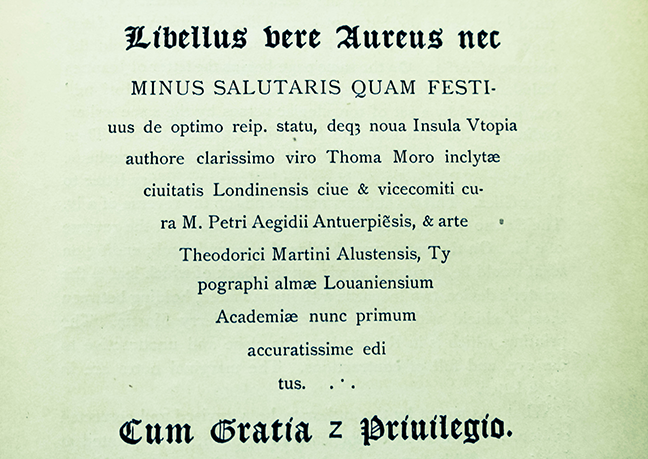 1516 title page